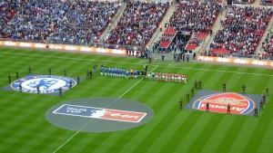 photo credit: Arsenal vs Chelsea via photopin (license)
