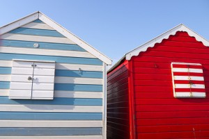 photo credit: Manchester Derby Day Beach Huts, Southwold, Suffolk via photopin (license)