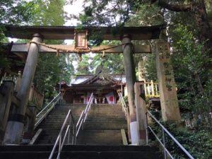 幣立神社鳥居